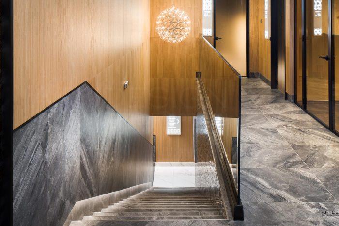 Интериорен дизайн на Спа център в Пампорово