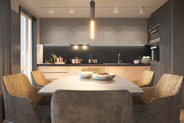 дизайн на апартамент в Русе